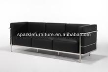 Modern leather sofa set designs
