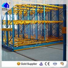 Hot selling warehousing equipment ebay europe all product mobile sliding shelf