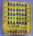 budismo tibetano oferecendo envelope