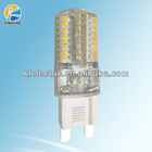 Hot sale G9 LED light silicone 3W 3014 SMD 230LM