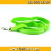 Nice LED retractable dog leash/Flashing light dog leash/LED dog leash pet leash