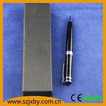 removable ink pen red laser pointer pen novelty promotional flower pen