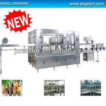 Jiangmen Angel pure water/soda/juice machine mineral water pet bottle filling line