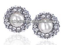 Big Pearl Jewelry Fashion Earrings