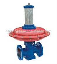 Pressure reducing regulator/Spring loaded regulator