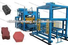 Fabricas de mayas de construccion for concrete tile and small cement block making machine factory