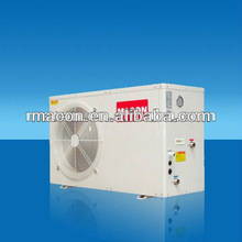 air &water source energy-saving floor heating &domestic hot water heat pump
