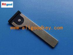 high quality toyota car key blank Toyota key for smart card toyota car key blank