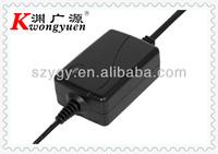 input 100-240v 50/60 hz adaptor usb to jack 12volt 1amp 12w for LCD TV CCTV DVR LED stripe lighting