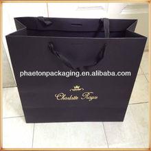 brazilian hair exsention Packaging box bag for shipping bag