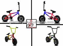 The Mini BMX - 2014 Geometry