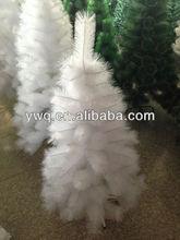 2014 white Pine Needle xmas tree new zealand pine wooden shoe tree