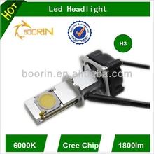 New Cree Chips Universal Auto headlamp zoom led headlight