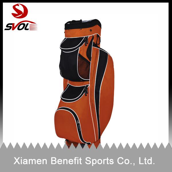 High quality custom golf cart bag holder/golf club bag