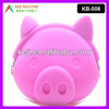 Wholesaler Promotional Coin Purse Silicone Brand Name Ladies Purse