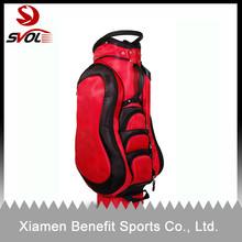 High quality custom golf cart bag holder/women golf bags