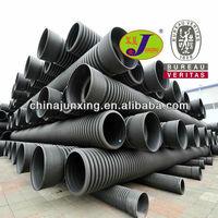 large diameter plastic drain pipe corrugated hdpe pipe culvert pipe