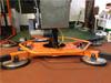 Vacuum lift for glass sheet