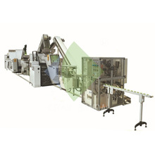 Closed Mixing And Refining Machine 2000KG/H Toilet Soap Finishing Line