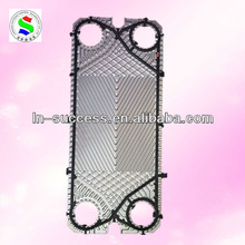 replace alfa laval plate heat exchanger of oil resistant rubber plate