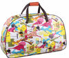 Woman hand bag useful big size travel bag PU soft printing bag hot sale