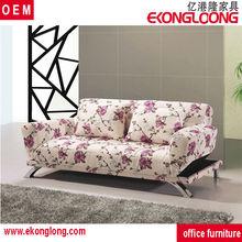 sofa bed click clack/wooden folding sofa bed