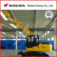 Chinese construction machine yuchai excavator mini crawler excavator DLS880-9B for sale