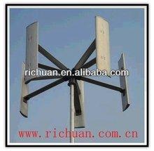 1kw wind generator,alternator 220 volt,vertical wind turbine prices,china