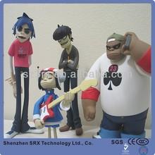 pvc plastic adult action figure toy;pvc plastic action figure toy