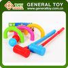 Interesting Gateball ,Gateball Stick,Golf Ball Red
