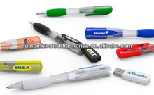 usb flash drive laser pointer ball pen promotional gift