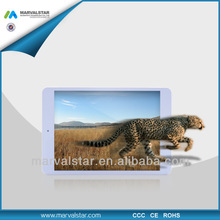 7.85inch 1024*768 IPS Panel MTK8312 3g sim card WCDMA2100 Tab tablet pc software download android 4.0 os,1G,8GB,GPS,Bluetooth