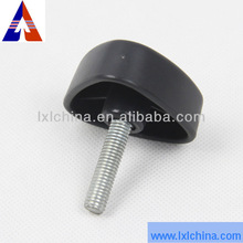 48*18*M8*35 PA6 Trianglulated Adjustable Plastic Knob for Furnitures