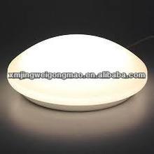 custom design led bulb light plastic shell