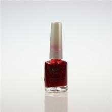 Vuoto di vetro smalto bottiglie per la vendita/9ml 8ml bottiglia di smalto per unghie ingrosso