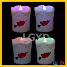 Decorative gift / Promotion Gift Flashing Candle Light