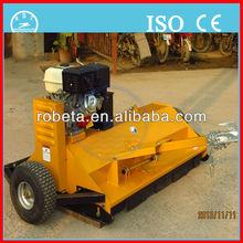 dayanıklı kaliteli uygun traktör kullanılmaktadır çim biçme
