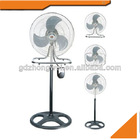 "stand air cooling industrial 18"" inch Copper motor 3 in 1 fan"