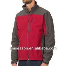 waterproof personalized promotion softshell jacket