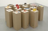cardboard display pedestals,cardboard floor standing display,cardboard cosmetic display