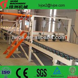 drywall line capacity 5 million m2/year