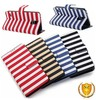 Stripe Wallet Flip Folio Stand Leather Case Back Cover Holster for Samsung galaxy S5 I9600