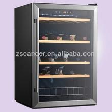 CANDOR JC-130EB 48 Bottles Compressor Direct Cooling Wine Cooler