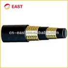 Steel wire reinforced rubber coverd, minning industry Hydraulic hose