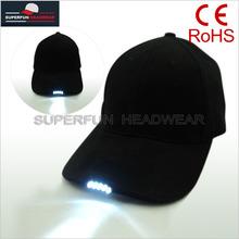 bulk order fashion cheap LED cap