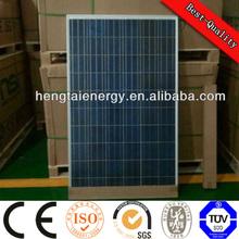 solar power energy mono/poly led solar panel150 watt