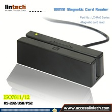 usb interface magcard reader 90mm card swipe door entry