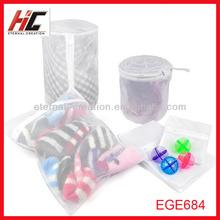 custom wholesale different shape nylon laundry bags shopping bag