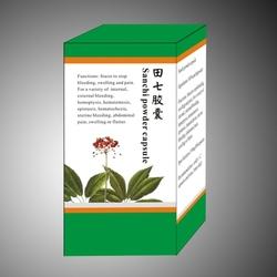 sanchi powder capsule herbal supplement capsule
