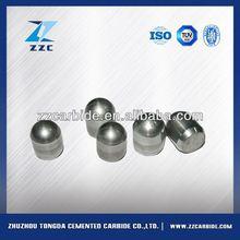 carbide buttons for petroleum drilling or exploration